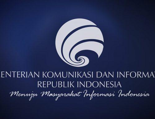Pernyataan Pers Menkominfo RI Terkait Situasi Di Papua
